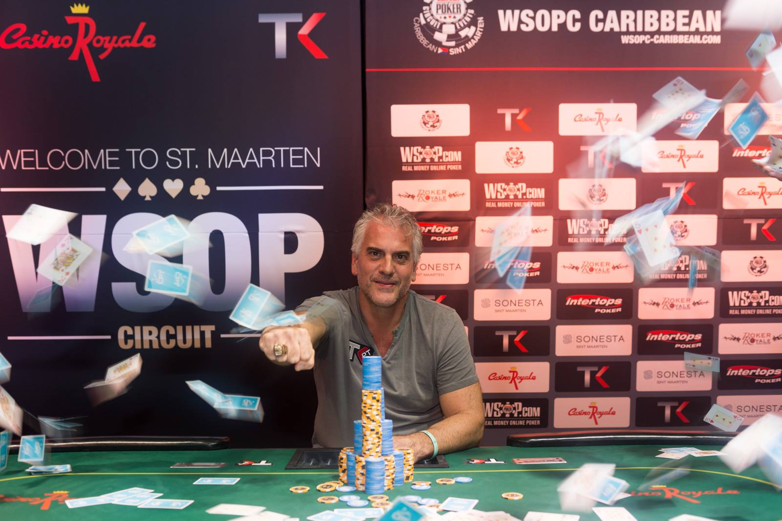 WSOPC Caribbean is back November 1 - 15, 2017